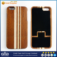 Real wood phone case for iPhone,wood for iPhone 6 plus cover