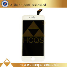 Shenzhen top supplier replacement digitizer for iPhone 6, mobile phone display for iPhone 6, touchscreen display for iPhone 6