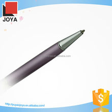 2015 best ballpoint blank black color promotional pen