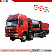 automatic control Asphalt macadam synchronized sealing layer