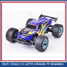 4WD rechargeable battery toy car rc brushless motor for car