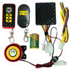 Motorcycle Alarm System Rechargable Battery for Beret