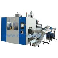 Plastic bottle extrusion blowing machine (Hydraulic Pattern)