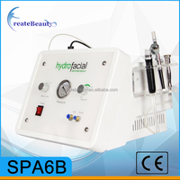 skin spa facial peeling system cleaning by skin spa machine