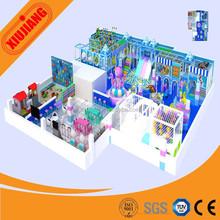 Indoor Amusement Play set for Kids (XJ1001-5080)