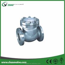 Dual plate non slam check valve&a check valve for diesel