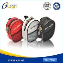 GJ-2116 Wholesale nylon material FDA certificate mini first aid kit
