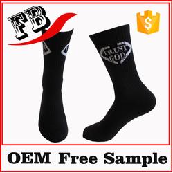100 cotton sport socks basketball sock&soccer sock&sport sock