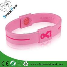 Ion Balances titanium negative ion power equilibrium health casual sport fashion charm bracelets