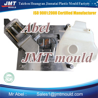 ISO9001:2008 taizhou customized plastic spare parts injection auto radiator tank injection mould