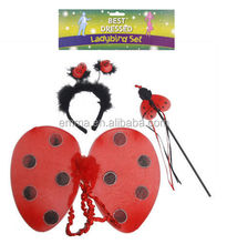 Vendita calda! Moda a buon mercato all'ingrosso ali di fata di alta qualità farfalla ali delle api wg4025