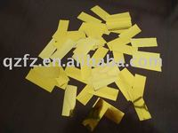 foil paper confetti,gold paper confetti