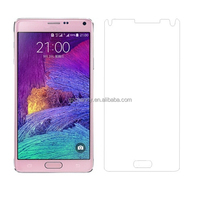 New For Samsung Galaxy Note 4 N9100 High Quality Clear Screen Protector Guards Cover Film Shield Skin