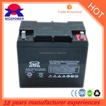 AGM Batterys12V 24AH Sealed Lead Acid Battery hot sales in African market