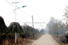 Hot sale IP66 60W new configuration solar led street light dc 60 watt