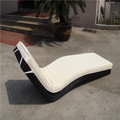 baratos con estilo de muebles de jardín de ratán francés silla de salón