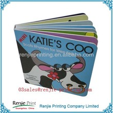 children board book printer with good quality
