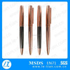 MP-221 Elegant stainless steel rose golden pen, gun black metal pen for business gift