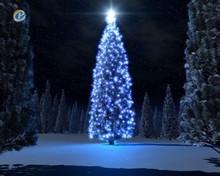 New arrival 2015 & popular design led christmas tree