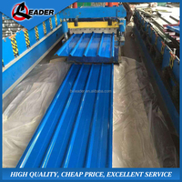 Metal building materials SGCH/SGHC corrugated roofing sheet
