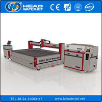 HEAD3020BA CNC water jet Marble cutting marble cutter price