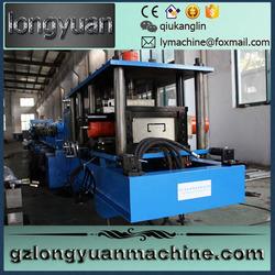 hot sale metal cold shaped c u stud track roofing roll forming machine for sale,light gauge steel frame roll forming machine