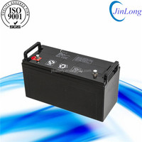 12v 120ah deep cycle gel solar battery with long service life