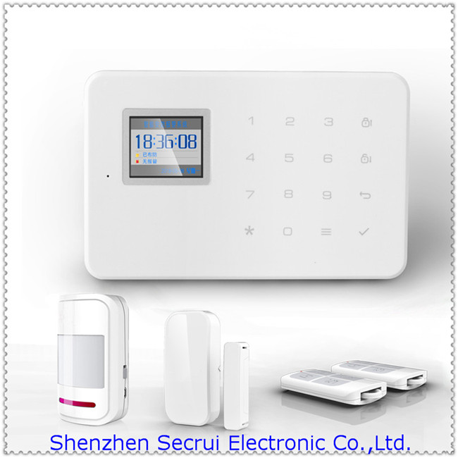 Residential alarm monitoring companies