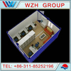 modifined container house for sale / container shelter / 40 ft container office