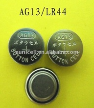 AG13 LR44 A76 1.5V Alkaline Button Cell watch calculator LED products