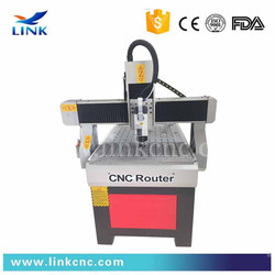 CE standard china cnc router kit, 0609 cnc pcb router & woodworking cnc rouer