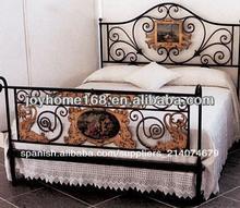 doble de hierro modelos de cama