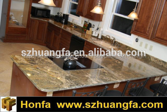 Marmoles de cocina marmol cafe emperador imagen for Marmol de cocina precio