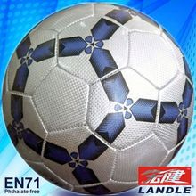 Multicolor with good quality pvc world cup soccer ball