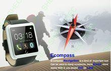 Smart Watch auto inflate wrist blood pressure monitor