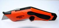 Heavy Duty Retractable Box Cutter Utility Knife Sliding Kinfe Pocket Knife