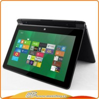 """wholesell price 10.1"""" windows 8 laptop 300 degree rotating PC with touch screen 1GB/2GB/4GB DDR 160GB/320GB/500GB HDD 1366*768"""