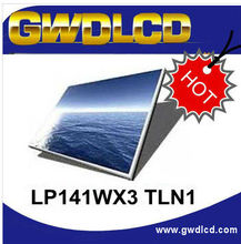 High Quality LP141WX3 TLN1 Glossy 14 inch Computer Monitor Made in China