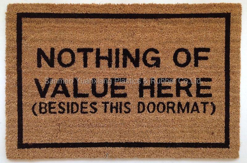 Best Quality Entry Outdoor Coir Front Door Mats Buy