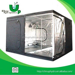 greenhouse indoor hydroponics grow box/pink camping tent