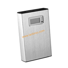 LED screen 2015 hot products emergency power bank mobile charger