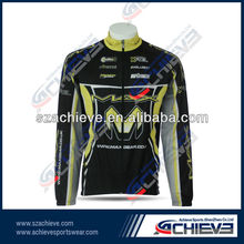 Digital Sublimation Custom-made Style Cycling Bib Short 2012