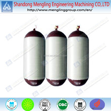 High Quality CNG Cylinder Type 2 with Glass Fiber Wrapped