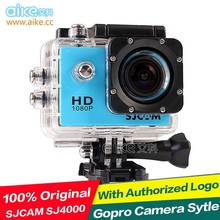 2015 New Original SJCAM SJ4000 1080P Extreme Sport DV Full HD Helmet Action Camera Diving 30M Waterproof Camera