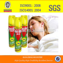 Alcohol Based Aerosol Insecticide/Mosquito Insect Spray
