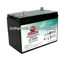 battery operated usb travel charger 6v200ah