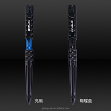Tomase promotional pen logo pen for self defense and glass breaking