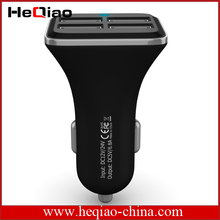 5V 8A Intelligent 4 port USB Car Charger for Universal Phone and Tablet