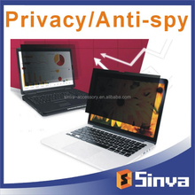 Sinva Brand Fancy Manufacturer supply privacy screen protector for 14 inch laptop