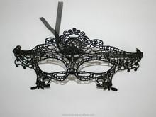 Masquerade Party Lace Fantasy Masks weddings Ladies Halloween Bud silk type